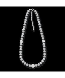 Ожерелья Ожерелье из серого жемчуга фото, цена