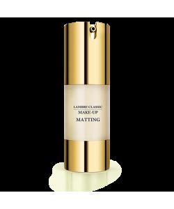 Тональный крем Тональный крем с матирующим эффектом MATTING MAKE UP GOLD NEW фото, цена