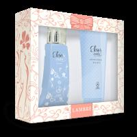 Парфюмированные наборы Подарочный набор Elise PERFUMED SET WITH GEL FOR WOMEN фото, цена