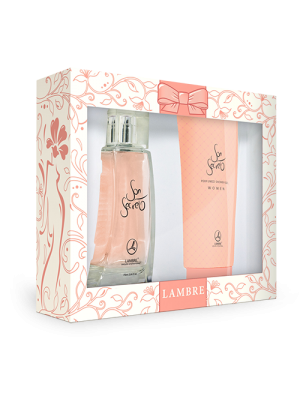 Архив Подарочный набор Son Secret PERFUMED SET WITH GEL FOR WOMEN фото, цена
