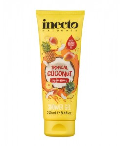 Гель для душа Гель для душа Inecto Infusions Tropical Coconut  Shower Gel  фото, цена