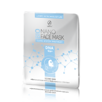 Маска Біонаноцеллюлозна маска для обличчя BIONANO FACE MASK DNA-NA+ фото, цена