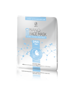 Маска Бионаноцеллюлозная маска для лица BIONANO FACE MASK DNA-NA+ фото, цена
